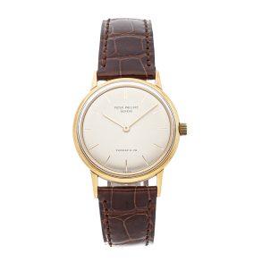 Fake Watchs Patek Philippe Vintage Calatrava Tiffany 3416/1