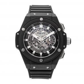 Fake Watches Hublot King Power Unico Black Magic 701.Ci.0170.Rx