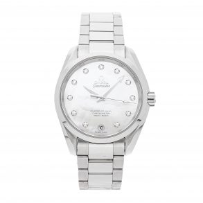 Dial Mother-of-pearl Fake Omega Seamaster Aqua Terra 150m 231.10.39.21.55.002 Mechanical Automatic