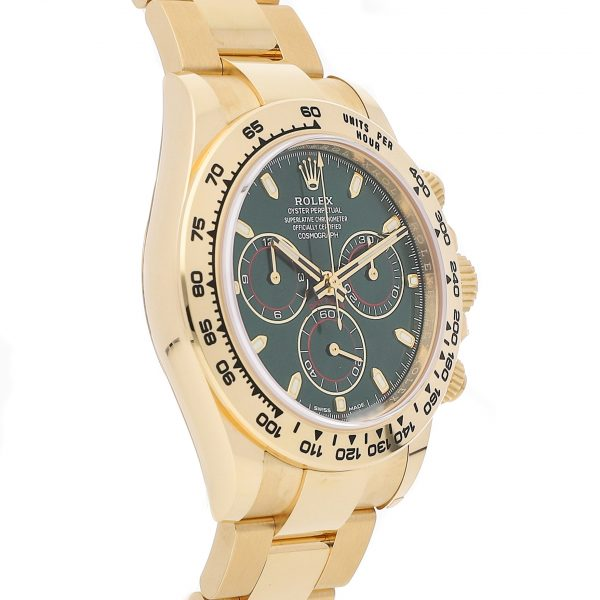 Men Yellow Gold Replica Rolex Daytona 116508 Mechanical Automatic