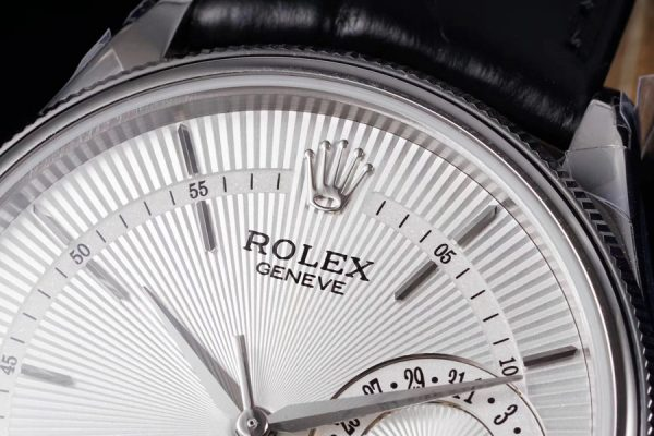 Rolex m50519-0006 18K White Gold Automatic Movement Watch