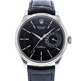 Rolex 50519 White Gold Automatic Movement Watch