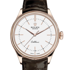 Rolex M50505-0008 18 ct Everose Gold Automatic Movement Watch