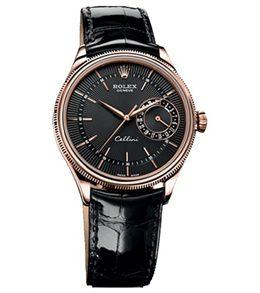 Rolex m50515-0010 Rose Gold Automatic Movement Watch