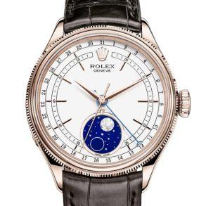 Rolex m50535-0002 18 ct Everose Gold Automatic Movement Watch