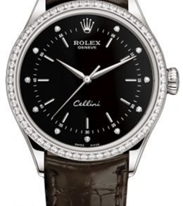 Rolex m50709rbr-0011 18kt White Gold Automatic Movement Watch