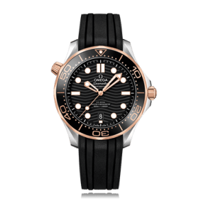 Omega 210.22.42.20.01.002 Seamaster Case 42mm Dial Black Automatic
