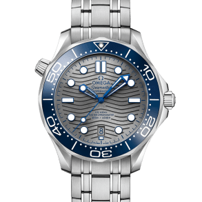 Omega 210.30.42.20.06.001 Seamaster Men's Steel Automatic Watch