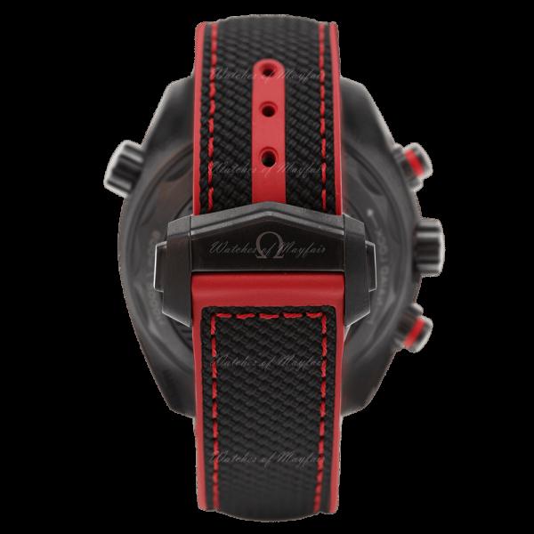 Omega 215.92.46.51.01.002 Seamaster Dial Black Ceramic Watch