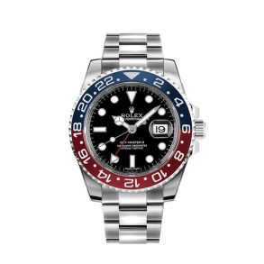Rolex GMT Master II 116719 Mens 40 MM Black Automatic Steel Watch