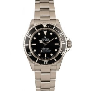 Rolex Submariner 14060 Men's Case 36mm Stainless Steel
