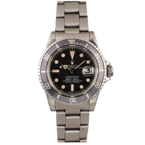 Rolex Submariner 1680 Men's Automatic 1570 Watch