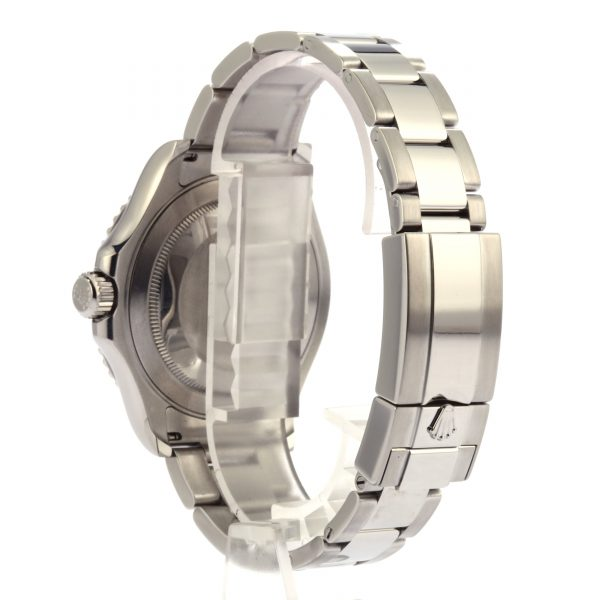 Rolex Yacthmaster 116622 Men's Dial Platinum Stainless Steel