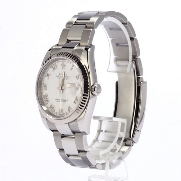 Rolex Datejust 116234 Men's Case 36mm Stainless Steel Oyster