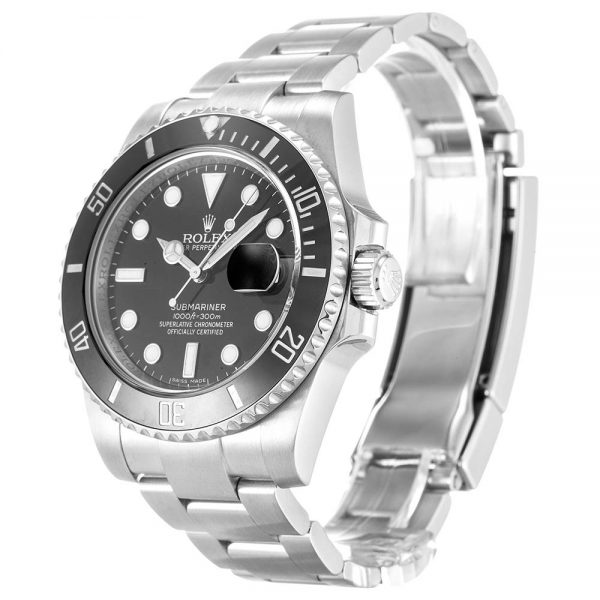 Rolex Submariner 116610 LN Mens Black Automatic 40 MM Steel Watch