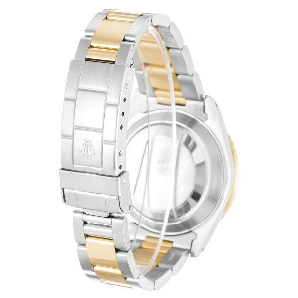 Rolex Submariner 16613 Men Black Automatic 40 MM Steel Watch