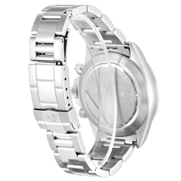 Rolex Daytona 16520 Mens 40 MM Automatic White Baton Watch
