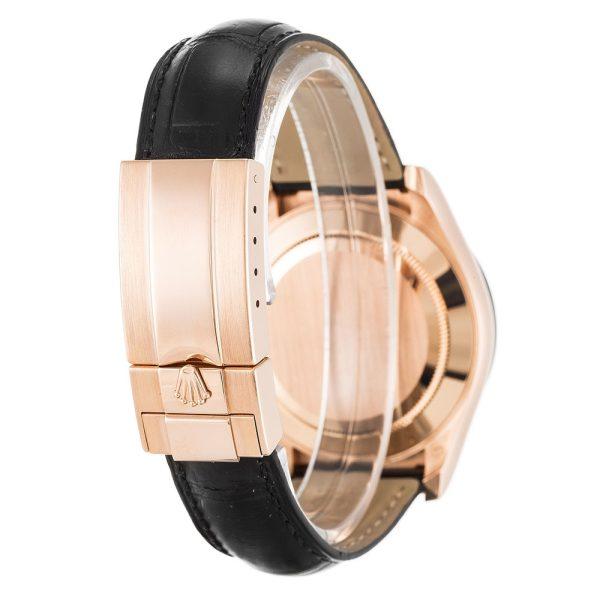 Rolex Daytona 116515 LN Mens Chocolate Arabic Automatic 40 MM Watch