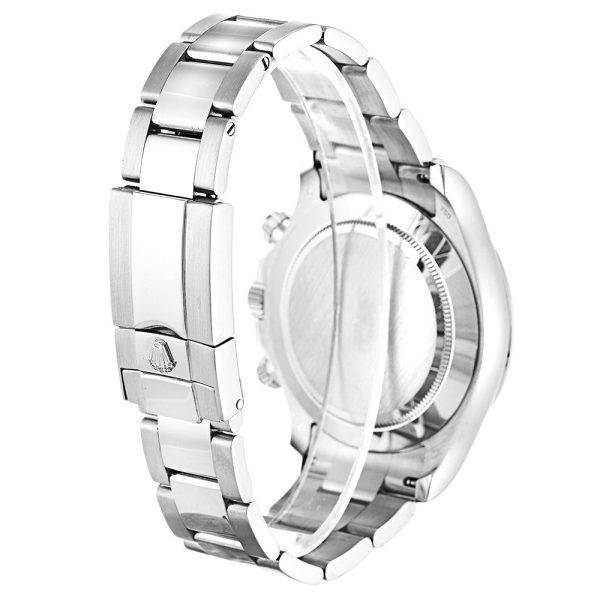Rolex Daytona 116509N Mens Black Arabic Automatic 40 MM Steel Watch