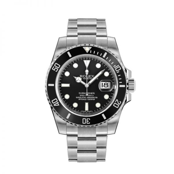 Rolex Submariner 116610 LN Mens Black Automatic 40 MM Steel Watch