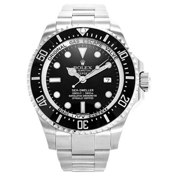 Rolex Submariner 116660 Mens 44 MM Automatic Black Steel Watch