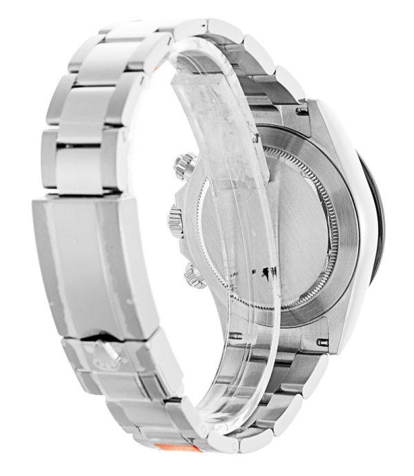 Rolex Daytona 116500LN Mens Steel Automatic White 40 MM Watch