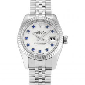 Rolex Datejust 179174 Ladies Mother Of Pearl Automatic 26 MM Watch