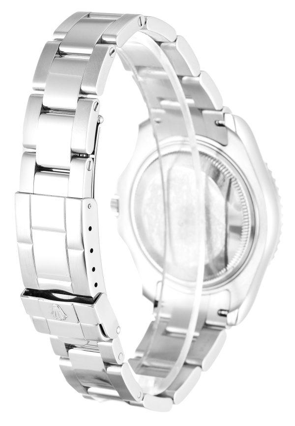 Rolex Yacht-Master 168622 Platinum Steel Automatic Unisex 35 MM Watch