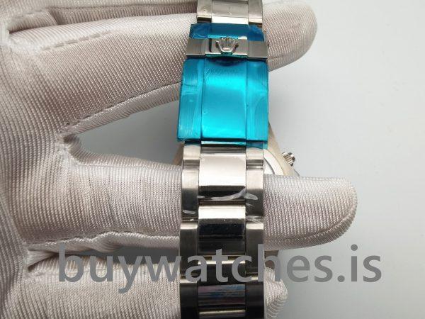 Rolex Daytona 116506 Light Blue Mens Automatic 950 Platinum Watch