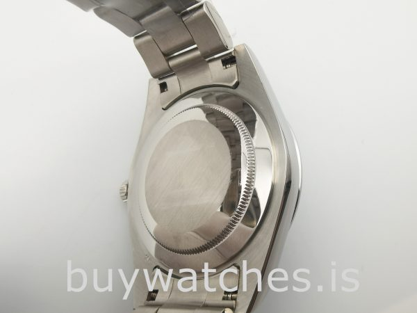 Rolex Air-king 116900 Mens Black 40mm Stainless Steel Automatic Watch