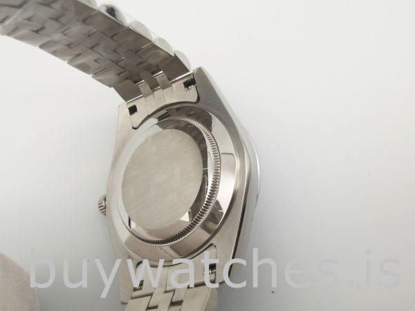 Rolex Datejust 126300 Men 41mm Blue Steel Automatic Watch