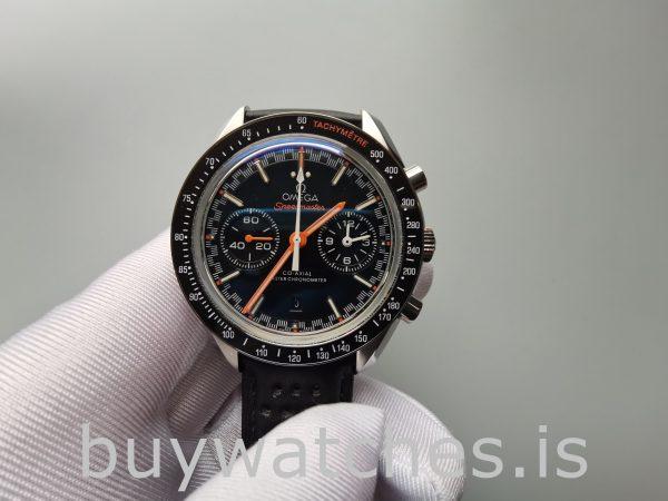 Omega Speedmaster 329.32.44.51.01.001 Men's 44.25mm Black Automatic Watch