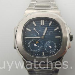 Patek Philippe Nautilus 5712/1A-001 Blue Dial Unisex Automatic Watch