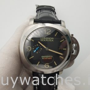 Panerai Luminor Marina PAM01312 Unisex 44mm Automatic Steel Watch