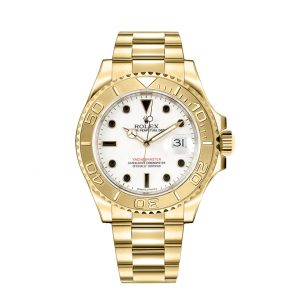 Rolex Yacht-Master 16628 Men's 40mm 18k Yellow Gold Automatic Watch