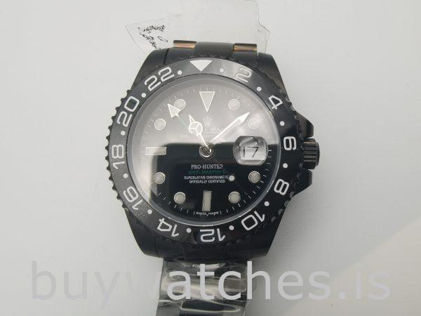 Rolex GMT-Master II 116710 Black 40mm Mens Steel Automatic Watch