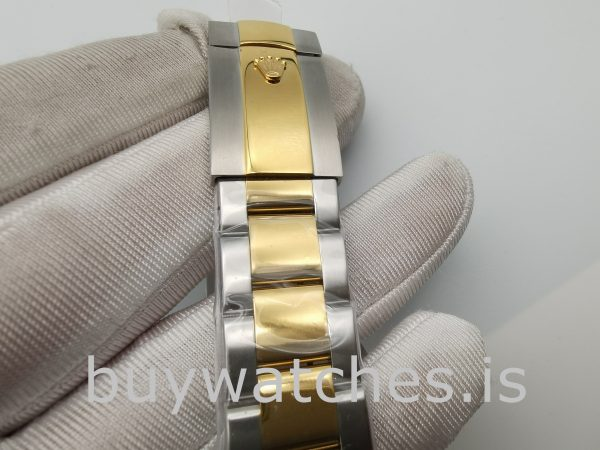 Rolex Datejust 116233 Men's Blue Dial 36mm Automatic 3135 Watch