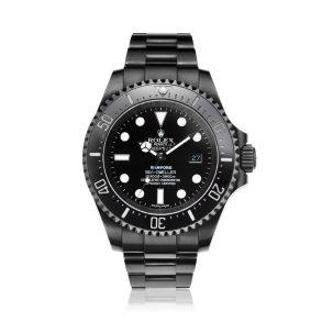 Rolex Deepsea 116660 Automatic Black Stainless Steel 44 mm Watch