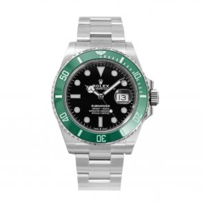 Rolex Submariner 126610LV Unisex 41mm Steel Black Dial Automatic Watch
