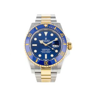 Rolex Submariner 126613 Mens 41mm Steel Blue Dial Automatic Watch